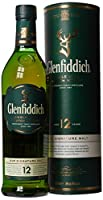 Glenfiddich 12 Year Old Whisky, 70 cl from The Glenfiddich Distillery