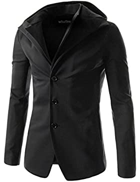 Jeansian Moda Chaqueta Abrigos Blusas Chaqueta Hombres Mens Fashion Jacket Outerwear Tops Blazer 9385