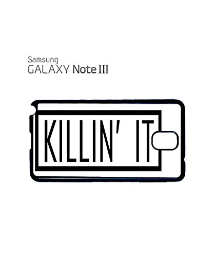 Killin` Killing It Bro Fresh ASAP Mobile Cell Phone Case Samsung Galaxy S4 Mini Black Blanc