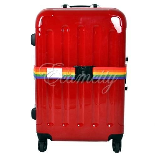 415FxQfTuFL. SS500  - Gen Luggage Strap, 100 cm, Multi