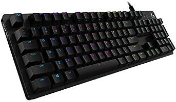 Logitech G512 Gaming KeyboardYBOARDS zonder palmsteun Zwart