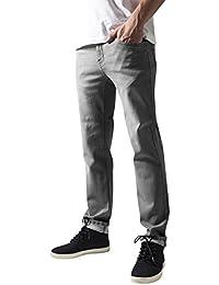 Urban Classics Herren Jeanshose Stretch Denim Pants