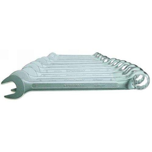 Promat Jeu de clés mixte 823700 8. SW8–19 mm forme B PROMAT DIN3113/ISO3318