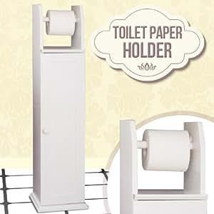 k2m 46064 support papier toilette blanc cuisine maison. Black Bedroom Furniture Sets. Home Design Ideas