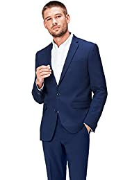 FIND Veste de Costume Slim Homme
