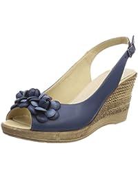 Andrea Conti 1675703 amazon-shoes viola Estate Aclaramiento De 100% Auténtico Mejor Elección jabTh6
