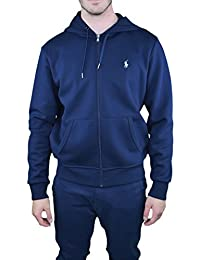 Polo Ralph Lauren Long Sleeve-Knit, Veste Sweat Homme