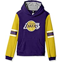 bb9609a4 NBA by Outerstuff NBA Youth Boys Man in Motion Color Blocked Pullover Hoodie