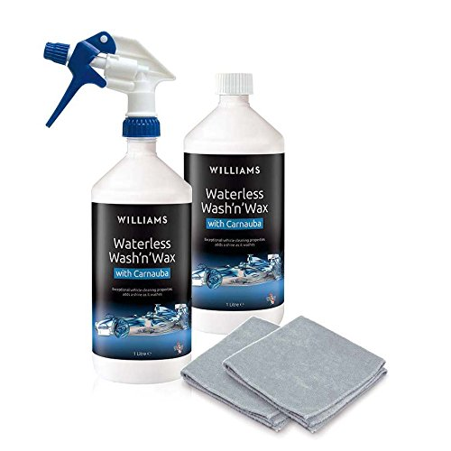 williams-racing-waterless-wash-wax-kit-detergente-e-cera-senza-acqua-2-x-1-litro