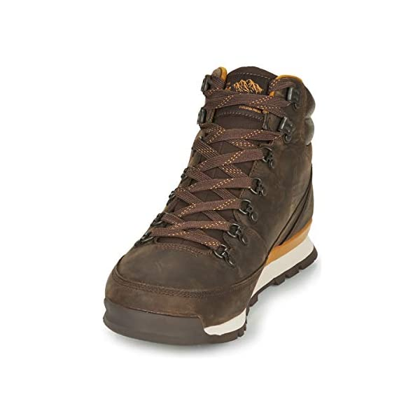 THE NORTH FACE Men's Back-to-Berkeley Redux Leather High Rise Hiking Boots 3