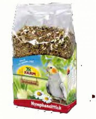 ch  Alleinfuttermittel für Nymphensittiche. ()
