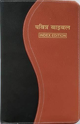 The Holy Bible: Hindi- O.V Re Edited pocket/zip normal size