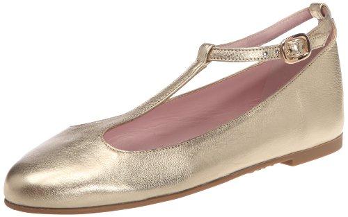 Pretty Ballerinas 40621, Damen Ballerinas Gold (Bella oro)