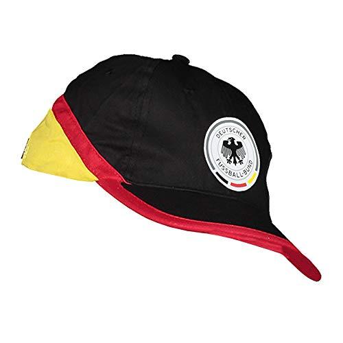 DFB Deutschland Fan Club Cap Schwarz