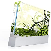 Nintendo Wii Skin Vinyl modding Design Folie Komplett Aufkleber Set - Gypsy
