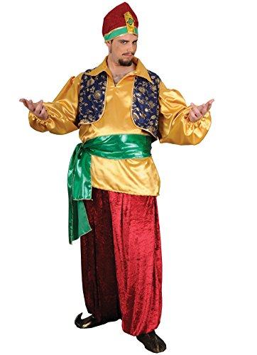 Unbekannt Kostüm Bollywood Herren (Bollywood Herren Kostüme)