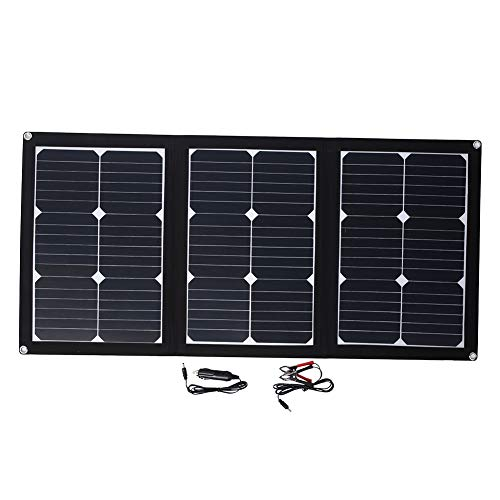 100% Brand New and High Quality and High-tech solar energy product for environmental protection Built-in blocking diode to prevent reverse discharge Maintain and extend your battery lifetime Emergency recharge other 12V batteries and universal fits f...