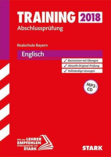 Training Abschlussprüfung Realschule - Englisch - Bayern