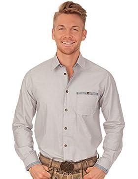 Trachtenhemd mit langem Arm - EC