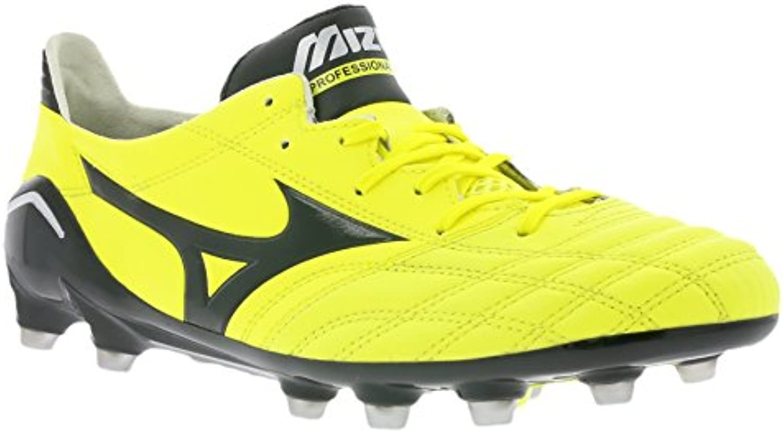 Mizuno Morelia Neo Schuhe Herren Fußballschuhe FG Nocken Gelb P1GA151394