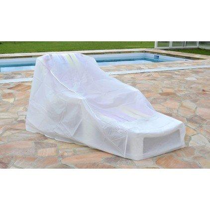 OSE Housse de protection transat - Blanc - 76 cm