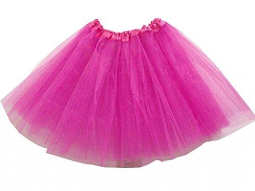 Princess Fancy Dress - Ballettröckchen für Damen, gestufter Rock aus