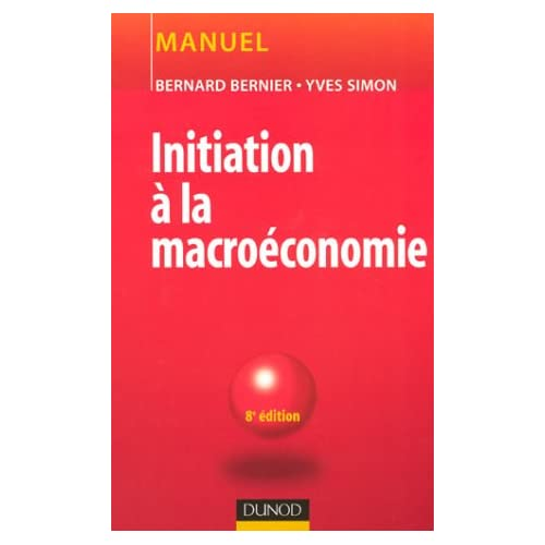 Initiation à la macroéconomie