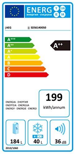 AEG SDS61400S0 Einbaukühlschrank