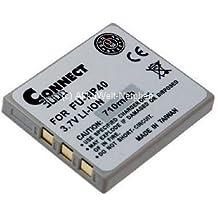 Batería de repuesto para Fujifilm FinePix F402Fuji 455460470610650710V10Z2Z3Pentax Optio 450A1020L20Samsung Digimax i5I50MP3NV7i6L60i70L70L80L50L700NV3L73Rollei Prego DP60DB60Compactline 200XS de 10Voigtländer Vitolux S70XM 7.0Marrón D830D12D75i D808Kodak EasyShare C763C de 763KLIC 7005, Pentax Optio E85D-Li95D L95S SV SVi S4S4i S5i S5N S5z S6450A10A20A30L20T10T20WP Medion Life P42005P43003MD85562MD85416Accu batería battery Bateria batería