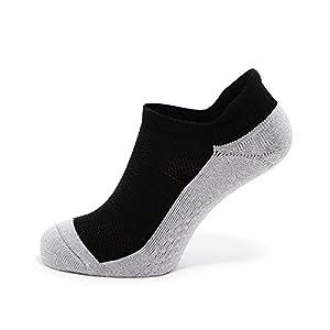 Maybesky Yoga Socken Rückenlehne Tragen Yoga Socken Offene Zehe Quick Dry Socken weiblich Pilates, Anti-Rutsch-Slip-Socken