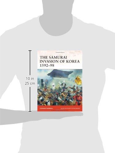 The Samurai Invasion of Korea 1592-98: 0 (Campaign)