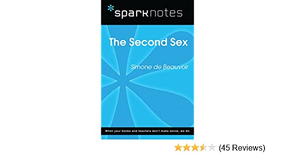 The Second Sex Sparknotes