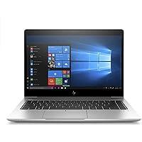 "HP EliteBook 850 G5 Notebook PC, Windows 10 Pro 64, Intel Core i7-8550U, 1.8 GHz, 16 GB di RAM, SSD da 512 GB, Display 15,6"" FHD IPS Antiriflesso, Argento [Layout Italiano]"