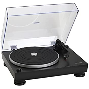Audio-Technica AT-LP5 Turntable, AT95Ex Cartridge, Stylus, Dust Cover