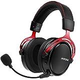 Mpow 2.4G Wireless Gaming Headset, (Over Ear,17Stunden Akkulaufzeit,abnehmbare Noise...