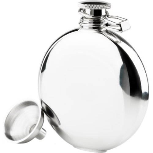 GSI Outdoors Glacier Stainless Classic Flask (148 ml)