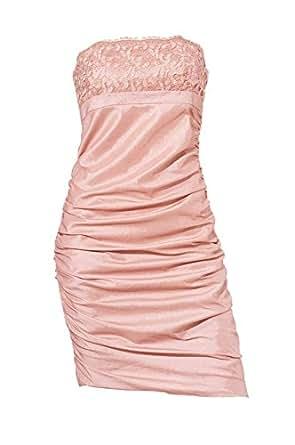 Ashley Brooke event Designer-Cocktailkleid rosé Größe 36
