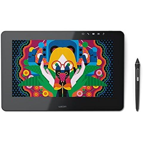 Wacom DTH-1320 Display Interattivo Full HD, Pen & Touch, 8192 Livelli di Pressione, Schermo da 13