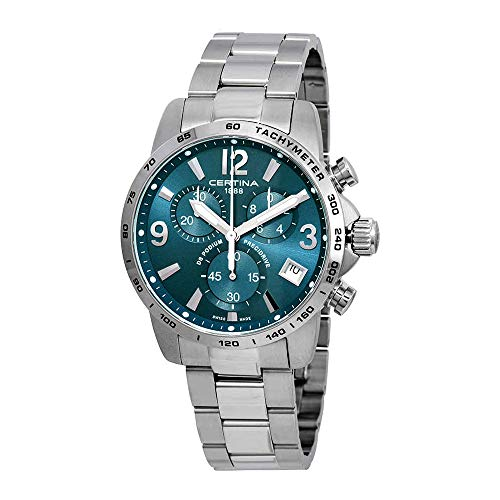 Certina DS Podium Herren-Armbanduhr 41mm Batterie C034.417.11.097.00