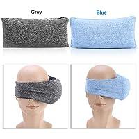 Mehrzweck-Reisenschlafmaske, Kissen und Augenmaske, Kissen, für Reisen, Flug, Auto, Nickerchen, Kopfstütze, Nackenstütze... preisvergleich bei billige-tabletten.eu