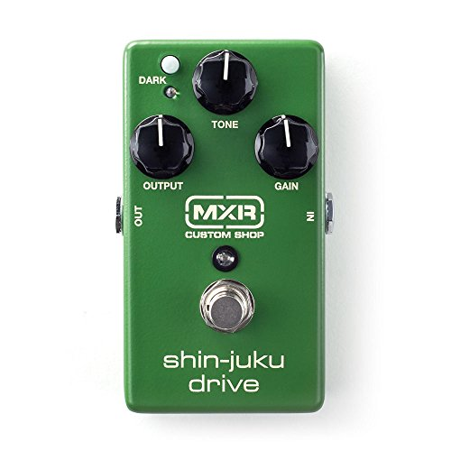 DUNLOP CSP 028 MXR CUSTOM SHOP SHIN JUKU DRIVE   LIMITED EDITION