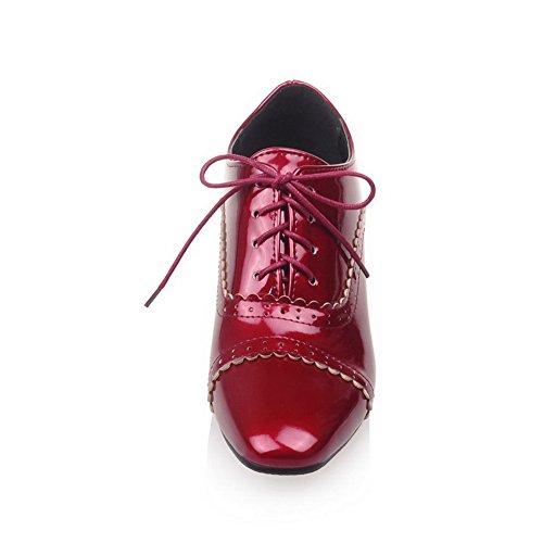 Adee, Scarpe col tacco donna Red
