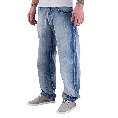 Pelle Pelle Homme Jeans / Baggy Baxter Blanc
