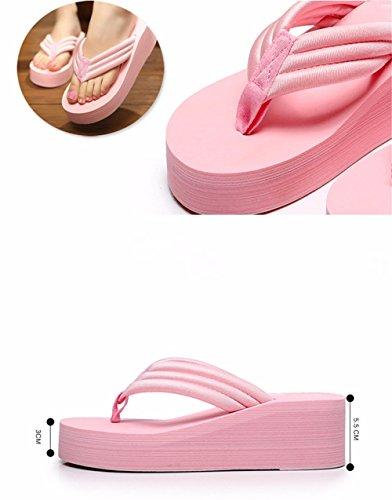 FLYRCX Eleganti sandali sandali e colleghe pantofole f