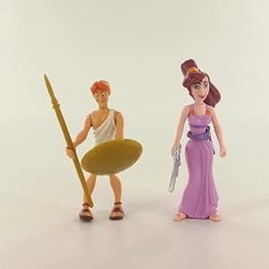 Disney Heroes Hercule Pack de 2 Figurines Hercule/Megara