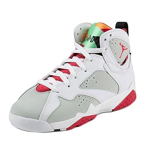 Nike Air Jordan 7 Retro BG, Chaussures de Sport-Basketball Garçon,