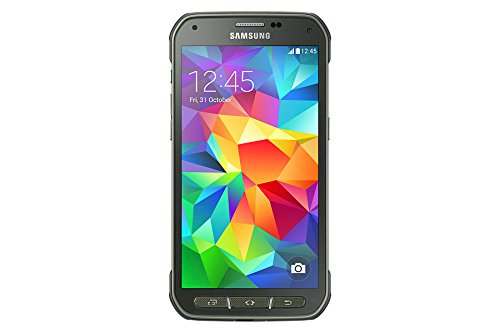 Samsung Galaxy S5 Active Smartphone, entsperrt, 5-Zoll-Display (12,7 cm), 16 GB, SIM, Android Grün (Phone Cases Galaxy S5 Active)