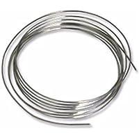 Bobina hilo de resistencia de nicrom 0.90mm - 6 metros