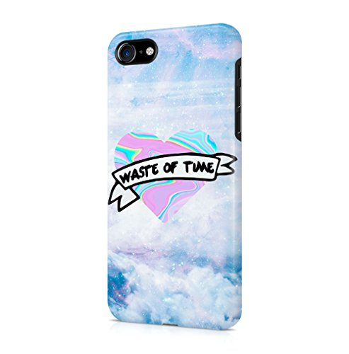 waste-of-time-holographic-tie-dye-heart-stars-space-apple-iphone-7-snapon-hard-plastic-phone-protect