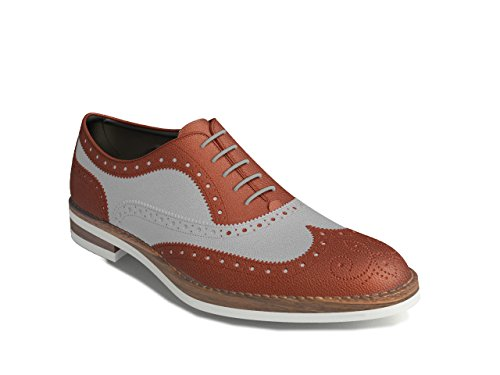 DIS - Da Vinci - Richelieu Full Brogue - Homme Multicolore